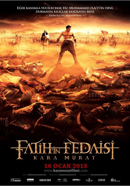 Fatih'in Fedaisi Kara Murat (2015)