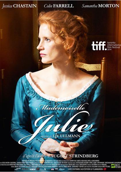 Mademoiselle Julie (2014)