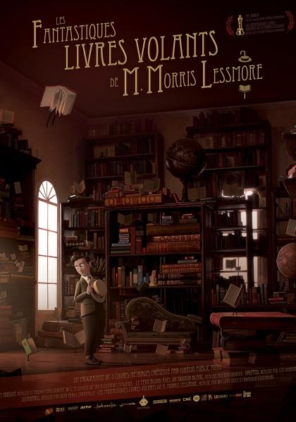Les Fantastiques livres volants de M. Morris Lessmore (2011)