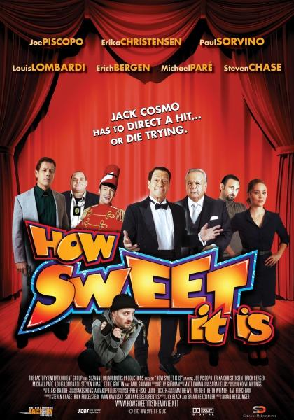 How Sweet It Is (2012)
