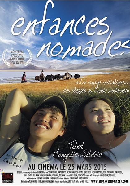 Enfances Nomades (2014)