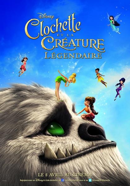 Clochette et la créature légendaire (2014)