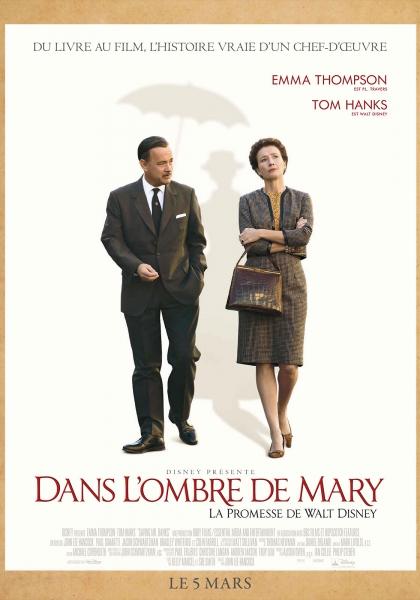 Dans l'ombre de Mary - La promesse de Walt Disney (2013)