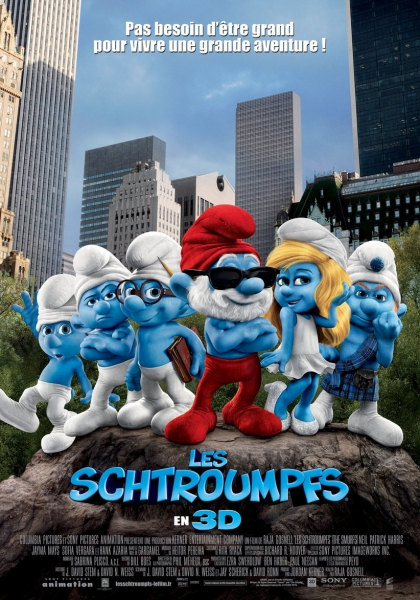 Les Schtroumpfs (2011)