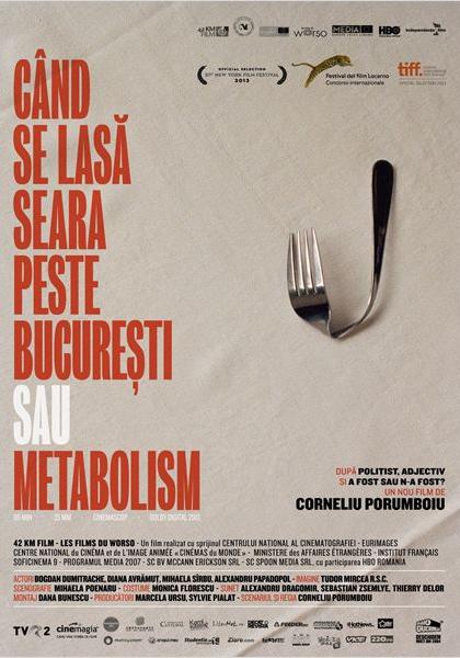 Métabolisme (ou Quand le soir tombe sur Bucarest) (2013)