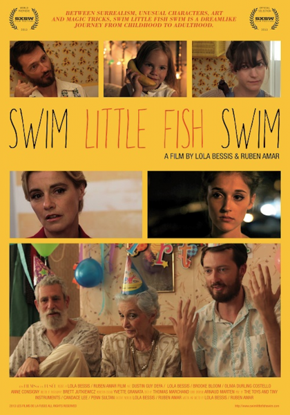 Swim Little Fish Swim (2012)