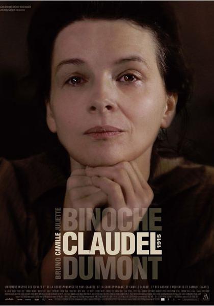 Camille Claudel, 1915 (2013)