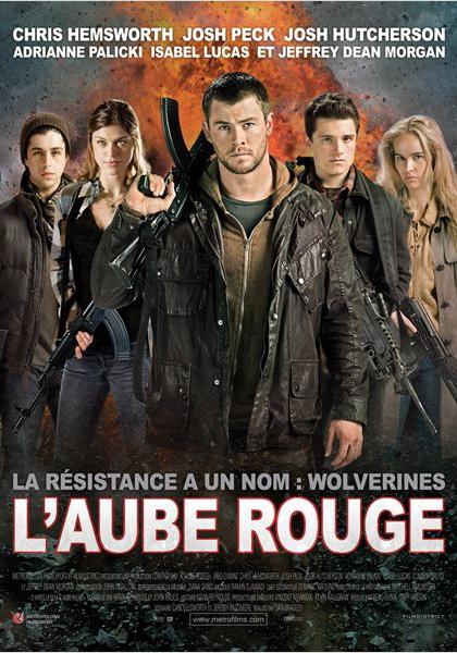 L'Aube rouge (2012)