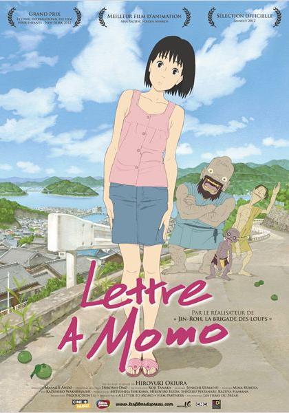 Lettre à Momo (2011)