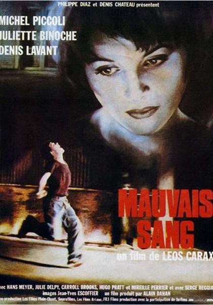 Mauvais sang (1986)