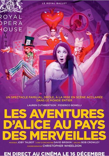 Les aventures d'Alice au pays des merveilles (2014)