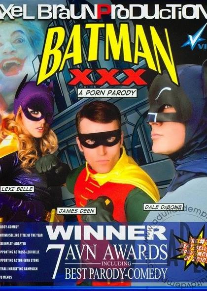 Batman XXX (2010)