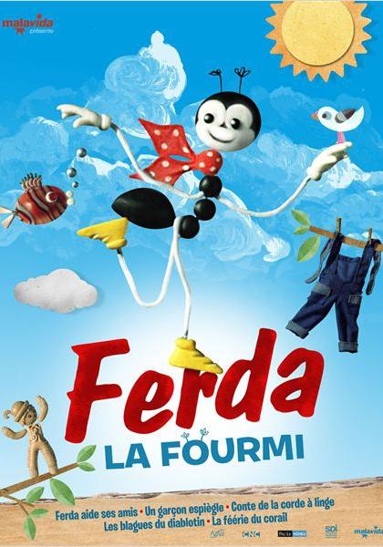 Ferda la fourmi (2015)