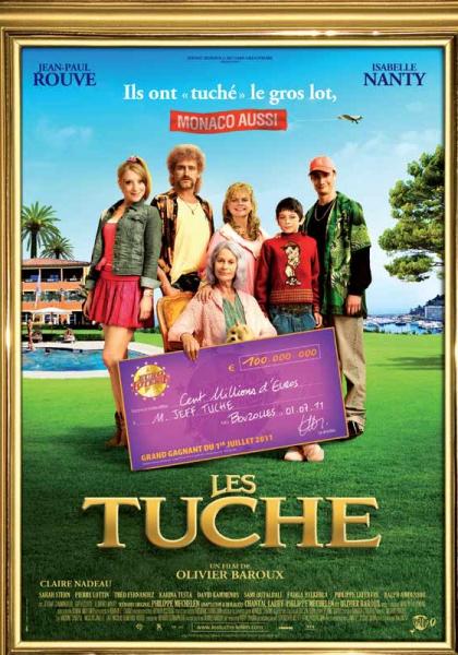 Les Tuche 2 - Le rêve américain (2015)