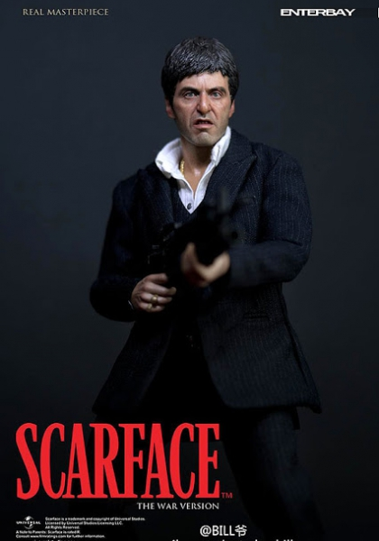 Official Scarface Parody (2011)