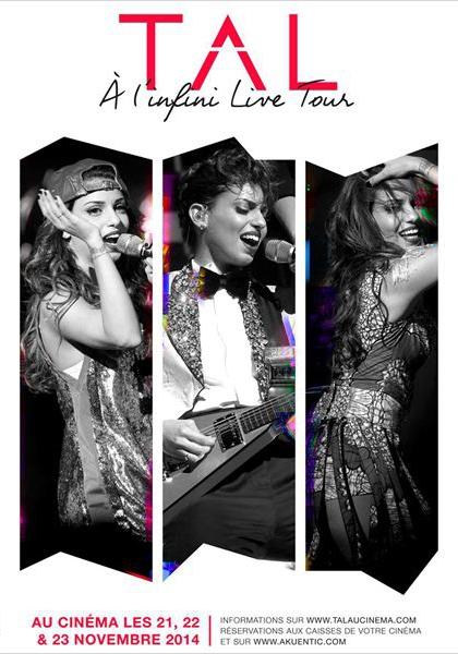 Concert Tal - Infini Live Tour (2014)