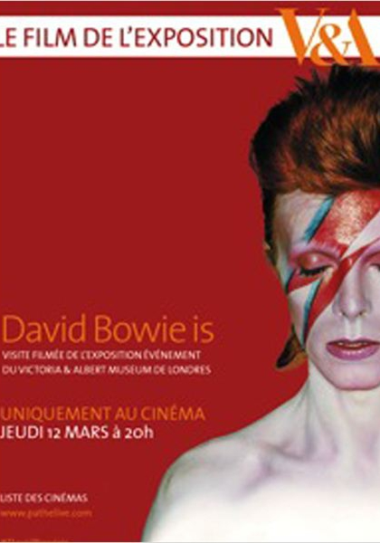 David Bowie Is Happening Now (2014)