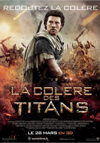La Colère des Titans (2012)