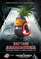 CAPTAIN ANANAMERICA (2014)