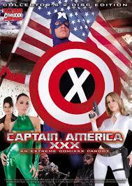 Captain America XXX : An Extreme Comixxx Parody (2011)