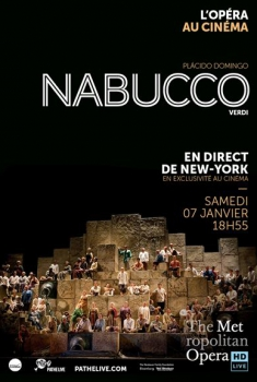 Nabucco (Met-Pathé Live) (2017)