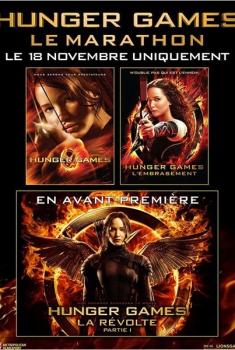 Nuit Trilogie Hunger Games (2014)
