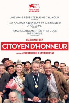 Citoyen d'honneur (2017)