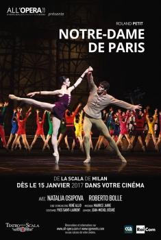 Notre-Dame de Paris de Roland Petit (CGR Events) (2017)