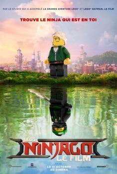 LEGO Ninjago : Le Film (2017)