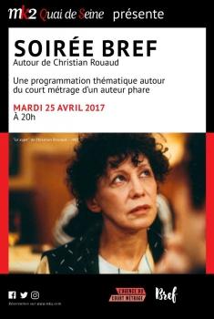 Soirée Bref autour de Christian Rouaud (2017)