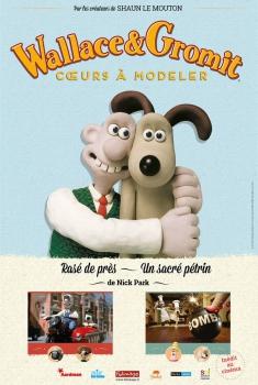 Wallace & Gromit : Cœurs à modeler (2017)