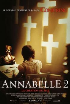 Annabelle 2 : la Création du Mal (2017)