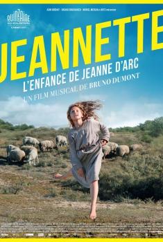 Jeannette, l'enfance de Jeanne d'Arc (2017)