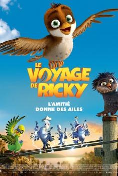 Le Voyage de Ricky (2018)