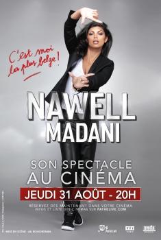 Nawell Madani – «C'est moi la plus belge!» au cinéma (2017)
