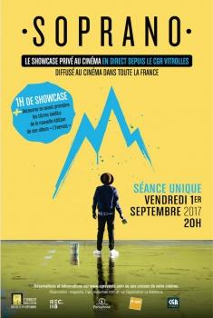 Soprano en Showcase en direct au cinéma (CGR Events 2017) (2017)