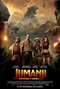 Jumanji 2 : Bienvenue dans la jungle (2017)