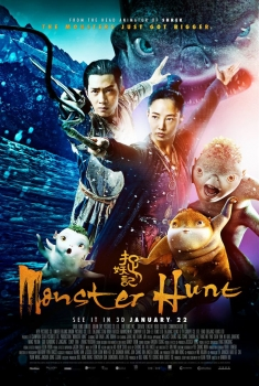 Monster Hunt (2017)