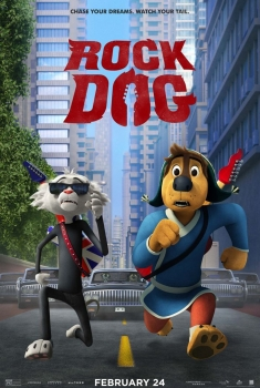 Rock Dog (2018)