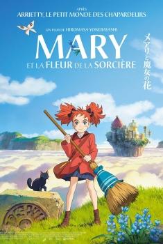 Mary et la fleur de la sorcière (2018)