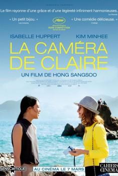 La Caméra de Claire (2018)