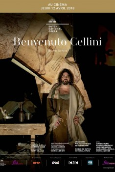 Benvenuto Cellini (De Nationale Opera-FRA Cinéma) (2018)