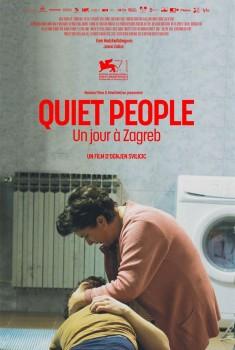 Quiet People, un jour à Zagreb (2018)