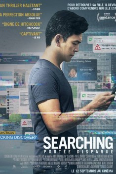 Searching - Portée disparue (2018)