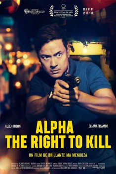Alpha - The Right to Kill (2019)