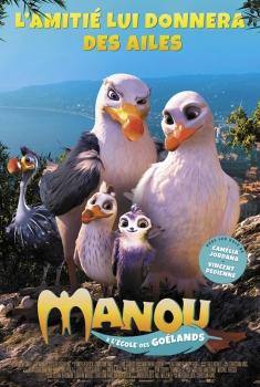 Manou à l'école des goélands (2019)