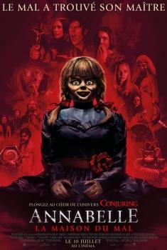 Annabelle 3 – La Maison Du Mal (2019)