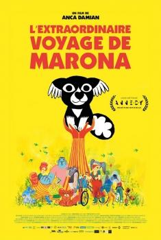 L'Extraordinaire Voyage de Marona (2018)