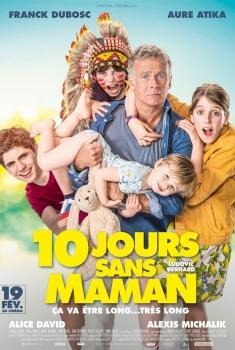 10 jours sans maman (2019)