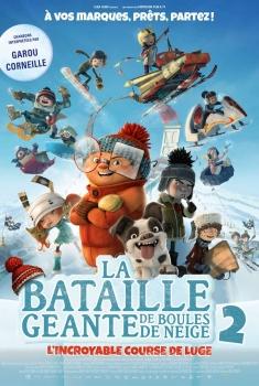 La Bataille géante de boules de neige 2, l'incroyable course de luge (2020)